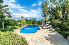 Country house in Santanyi - Finca Sa Barraca » cozy finca with charming garden and pool