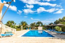 Apartment in Santanyi - Can Flores FLAT 3 » apartment in private villa with pool close to the beach
