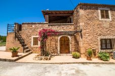 Country house in Campos - Finca Es Figueral » country house with pool and air conditioning