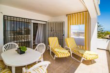 Terrace of Marvelous Family Friendly Holiday Apartment