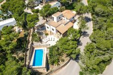 Villa in Cala Santanyi - Villa Sol » villa only 600m from the beach and swimming pool, air conditioning