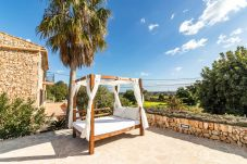 Country house in Calonge - Finca Salzina » 4 bedroom house with sea views and pool